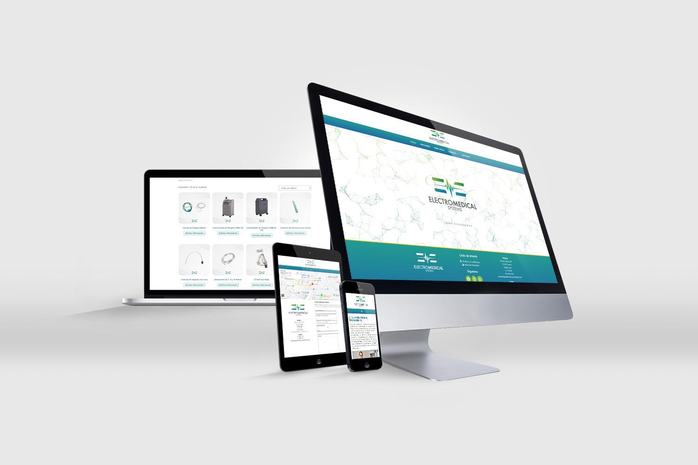 Página Web - Electromedical Systems